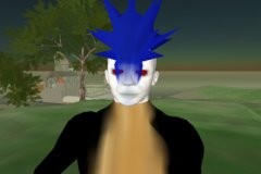 My avatar in Second Life