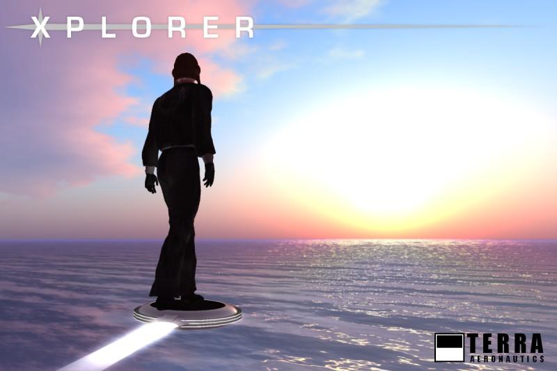 Terra Xplorer Poster