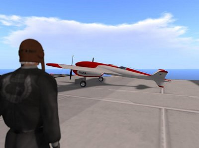 Visit the prototype at Terra Aeronautics in Abbotts, Second Life.