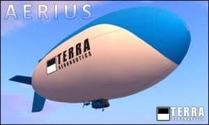 Terra Aerius Blimp
